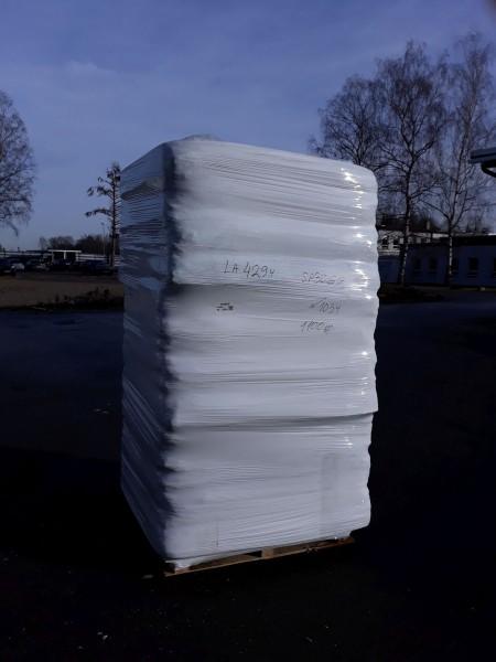 Jumping Vlieshäcksel mintgrün verfestigt mit 30 % Fasern (Made in Germany)