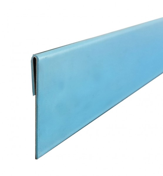 Sika PVC-Verbundblech 200 x 5 cm gebördelt Winkel 180°