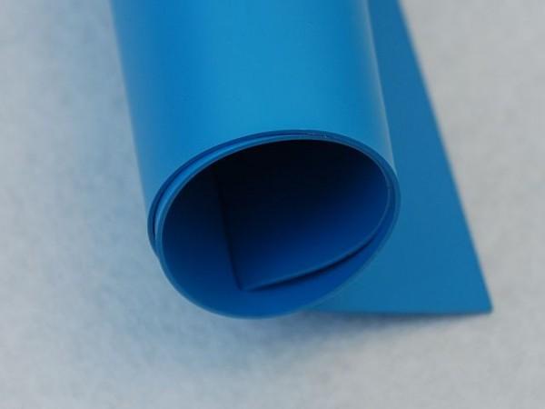 1 mm Teichfolie elastplan adriablau