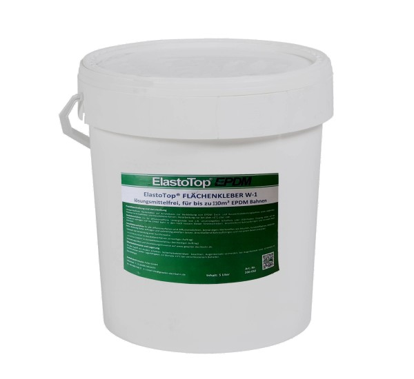 Flächenkleber ElastoTop® EPDM wasserbasiert 18 Liter