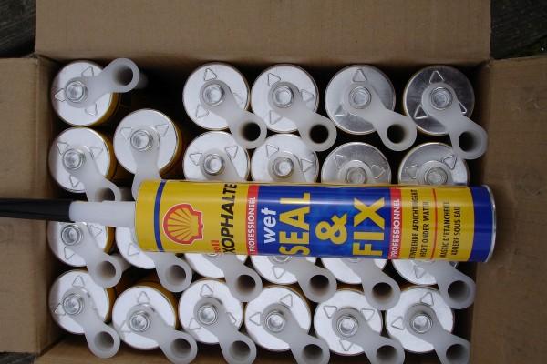 Kraftkleber Shell Tixophalte Kartusche 290 ml